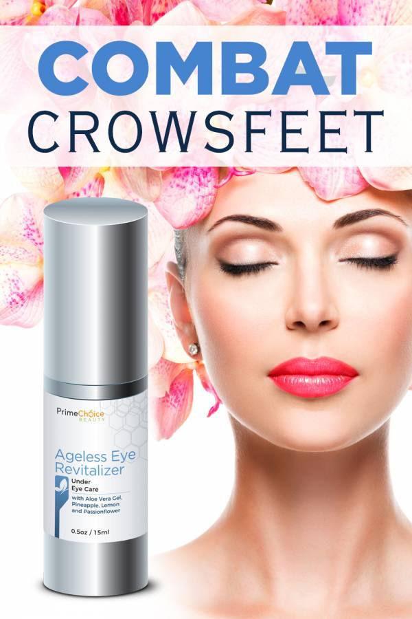 Restore and revive the skin around your eyes for a more youthful look with Prime Choice Beauty Ageless Eye Revitalizer! Anti Aging Cream Review | Anti Aging Products | Eye Cream for Dark Circles | Cream to Remove Dark Circles Completely | At Home Eye Treatment for Circles #eyes #antiaging