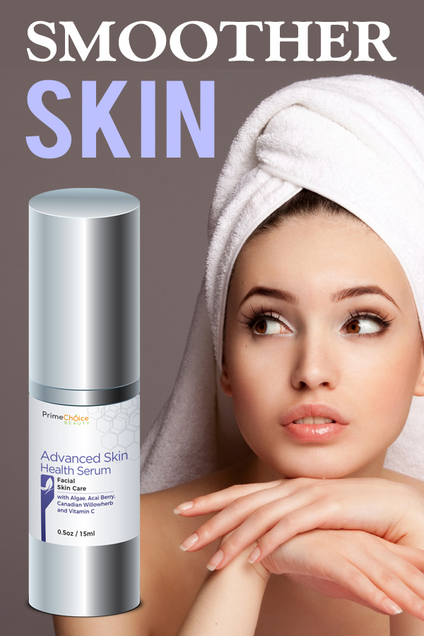Experience visibly reduced signs of aging in a matter of weeks with Prime Choice Beauty Advanced Skin Health Serum. Improve Skin Health | healthy Skin Tips for Face | healthy Skin Diet | How to Keep Skin Healthy and Clear | Beauty Tips | Skin Care Products | At Home Skin Care Routine #skincare #antiagingserum