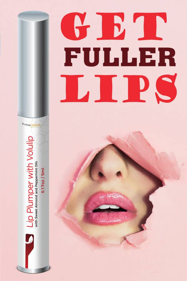Minimizing the signs of any fine lines around the lip area and enjoy beautiful full lips with Prime Choice Beauty Lip Plumper! Lip Plumper Tool | Vitamins for Plumper Lips | Plump Lips Ideas | Tips for Getting Plumper Lips | Beauty Tips | Natural Beauty Ideas #beauty #lips