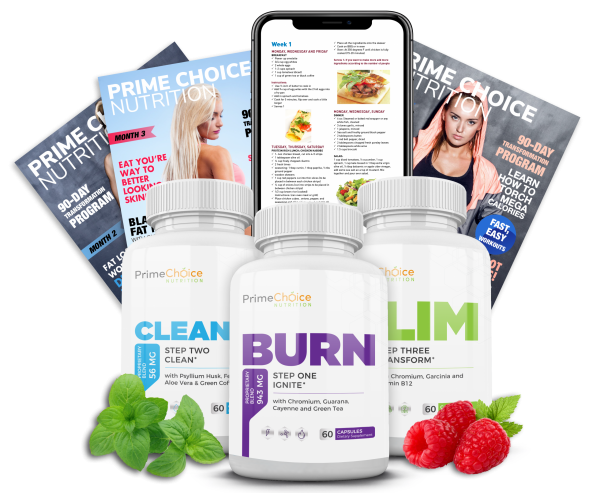 Amplify your workout, decrease bloating, and burn fat with our Weight Loss System bundle. Save money and make weight loss easy!