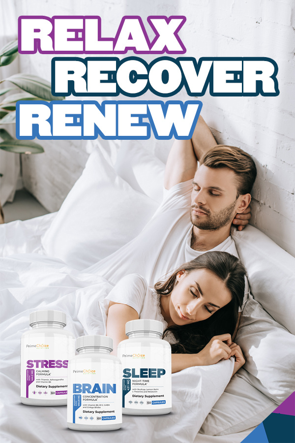 Fall asleep easier, sleep sounder, reduce your stress, and have more enery in your day with the Rest and Recovery System bundle! Natural Sleeping Remedies | natural Sedatives for Sleep | Home Remedies for Sleeping | Natural Stress Reducer Mood Boosting Supplements | How to Improve Memory | Natural Memory Enhancer | Supplements for Brain Health #health #supplements