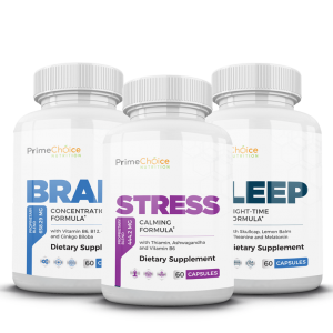 Fall asleep easier, sleep sounder, reduce your stress, and have more enery in your day with the Rest and Recovery System bundle!