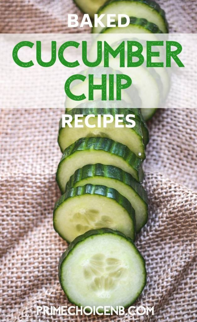 Baked cucumber chip recipes are low carb recipes you can enjoy with zero guilt when you snack! Low Carb Snacks on the Go | Easy Snacks for Work | Keto Snacks | Low Carb Recipes | Healthy Snack Recipes | Weight Loss Recipes #lowcarb #recipe