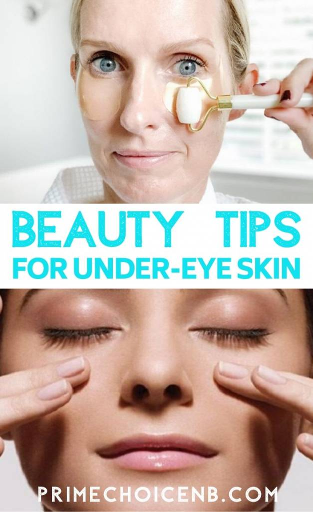 Dark circles under your eyes can be a sign of stress and fatigue but beauty tips for skin can help combat that appearance. Beauty Tips for Skin | Under Eye Skin Care Ideas | At Home Skin Care Ideas | Beauty Ideas for Smooth Skin | Skin Care Tips for Women | Skin Care Tips for Men #beauty #skincare