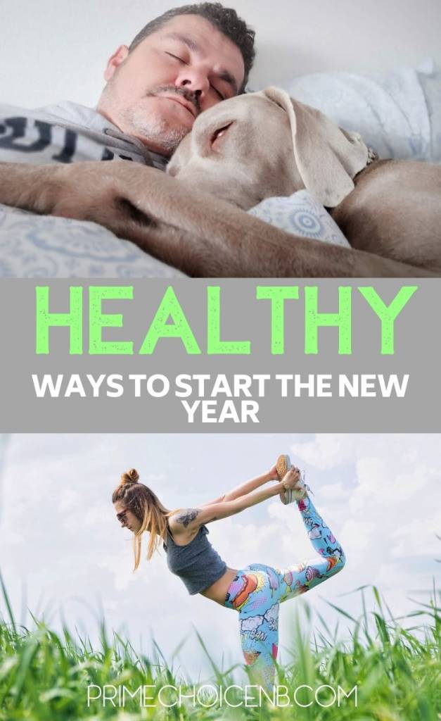 Make some big and small changes with these tried and true ways to start a healthy new year and reach your goals! Goal Setting Ideas   Workout Ideas   Healthy Living Tips   Healthy Habits for the New Year   New Years Resolutions   Fitness Tips   Daily Healthy Habits