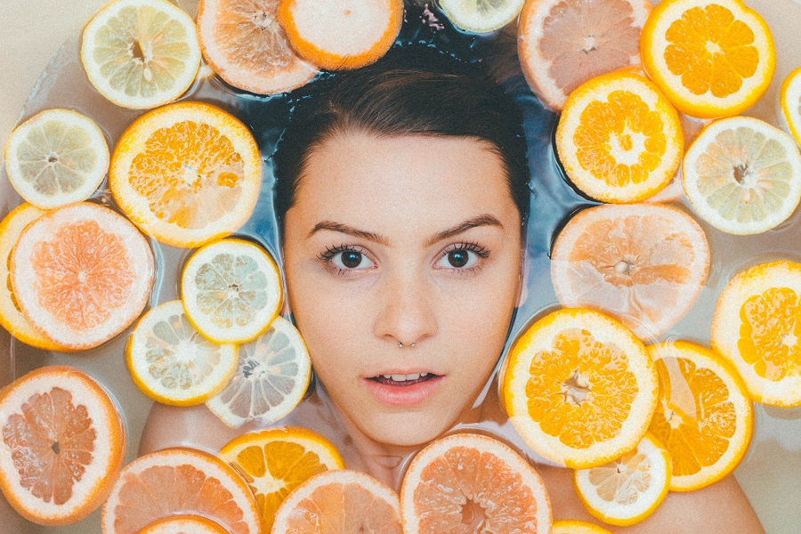 Fruits for Glowing Skin and Hair