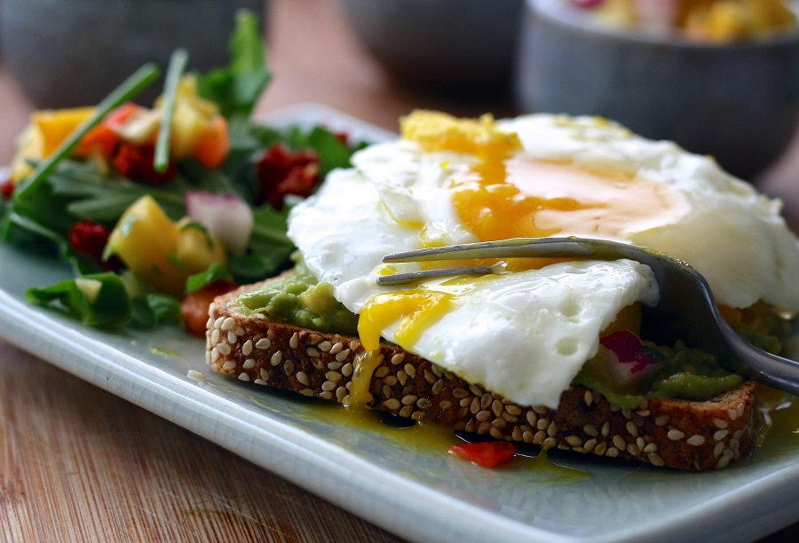 Easy Healthy Breakfast Recipes with Eggs