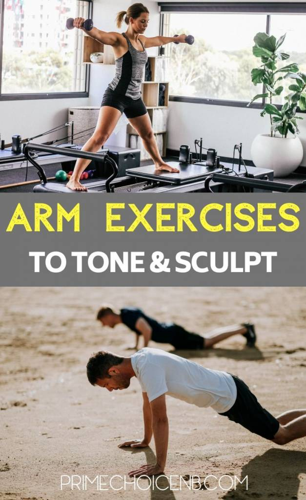 You can get the sculpted arms you have always wanted by using some simple and effective arm exercises to tone up and eliminate that trouble zone with ease. Arm Toning Workouts at the Gym | Arm Toning Exercises for Females | Arm Toning Exercises for Men | How to Tone Arms in a Week | How to Tone Flabby Arms | How to Tone Arms Men