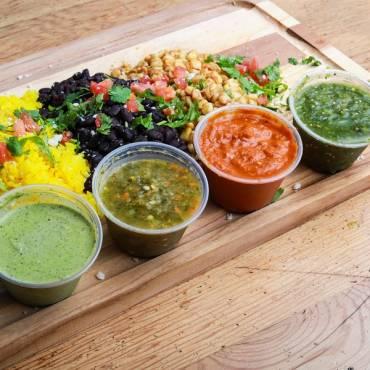 Healthy 7 Layer Dip Recipes