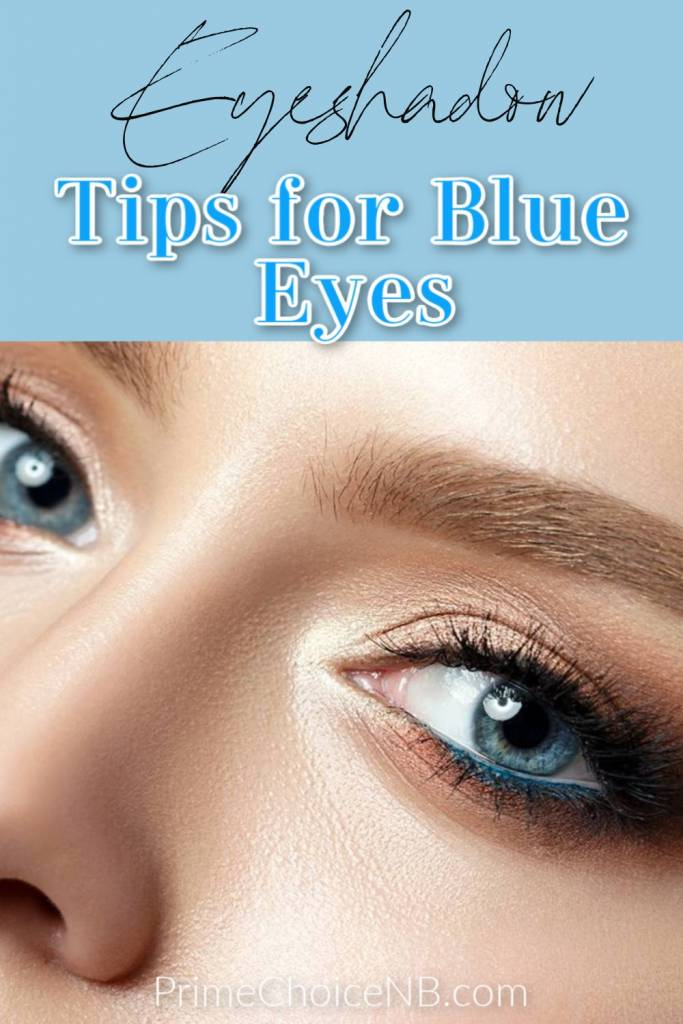 Eyeshadow draws attention to your eyes and there are easy eyeshadow tips for blue eyes that enhance the blue even more! Eye Shadow for Blue Eyes Blonde Hair | Eyeshadow for Blue Eyes Natural | Eyeshadow Tutorial | Eyeshadow for Blue Eyes and Pale Skin | Dramatic Eye Shadow Tips | Beauty Tips  #makeup #beauty