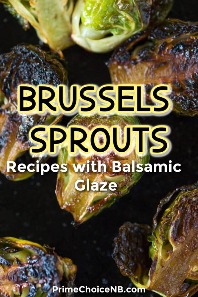 Brussels sprouts recipes are not only healthy but delicious. These easy vegetable recipes provide an easy way to get nutrients like fiber and antioxidants in a healthy side dish. Side Dish Recipes for Dinner Parties | Vegetable Dinner Recipes | Brussels Sprouts Balsamic Recipes | Healthy Family Dinner Recipes | Tips for Making Brussels Sprouts #veggies #recipes