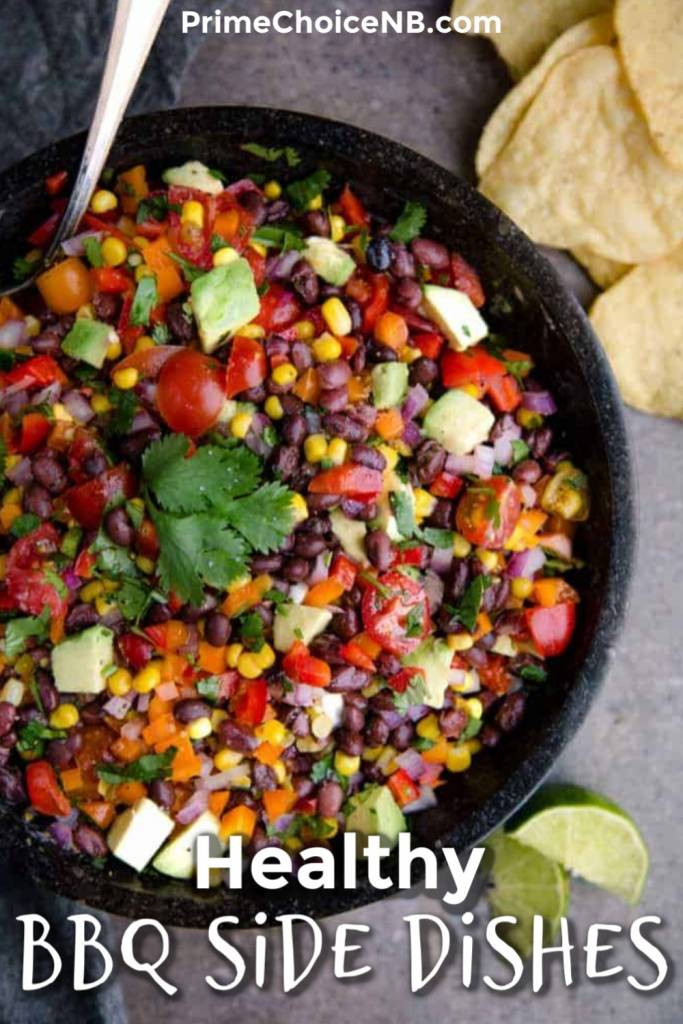When planning your summer BBQ, the main dish is important but equally important are the summer BBQ side dish recipes you serve. BBQ Side Dishes for a Crowd | BBQ Side Dishes for a Crowd Barbecue | Side Dishes for a Crowd Parties | Side Dishes Potato | BBQ Salads | Healthy Recipes for Summer | Healthy Summer Recipes #BBQ #recipes